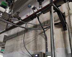 定型機蒸汽系統改造